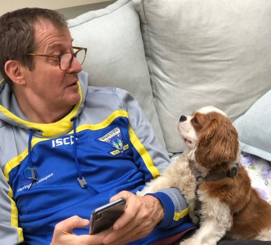 Could Alastair Campbell be a Wire?