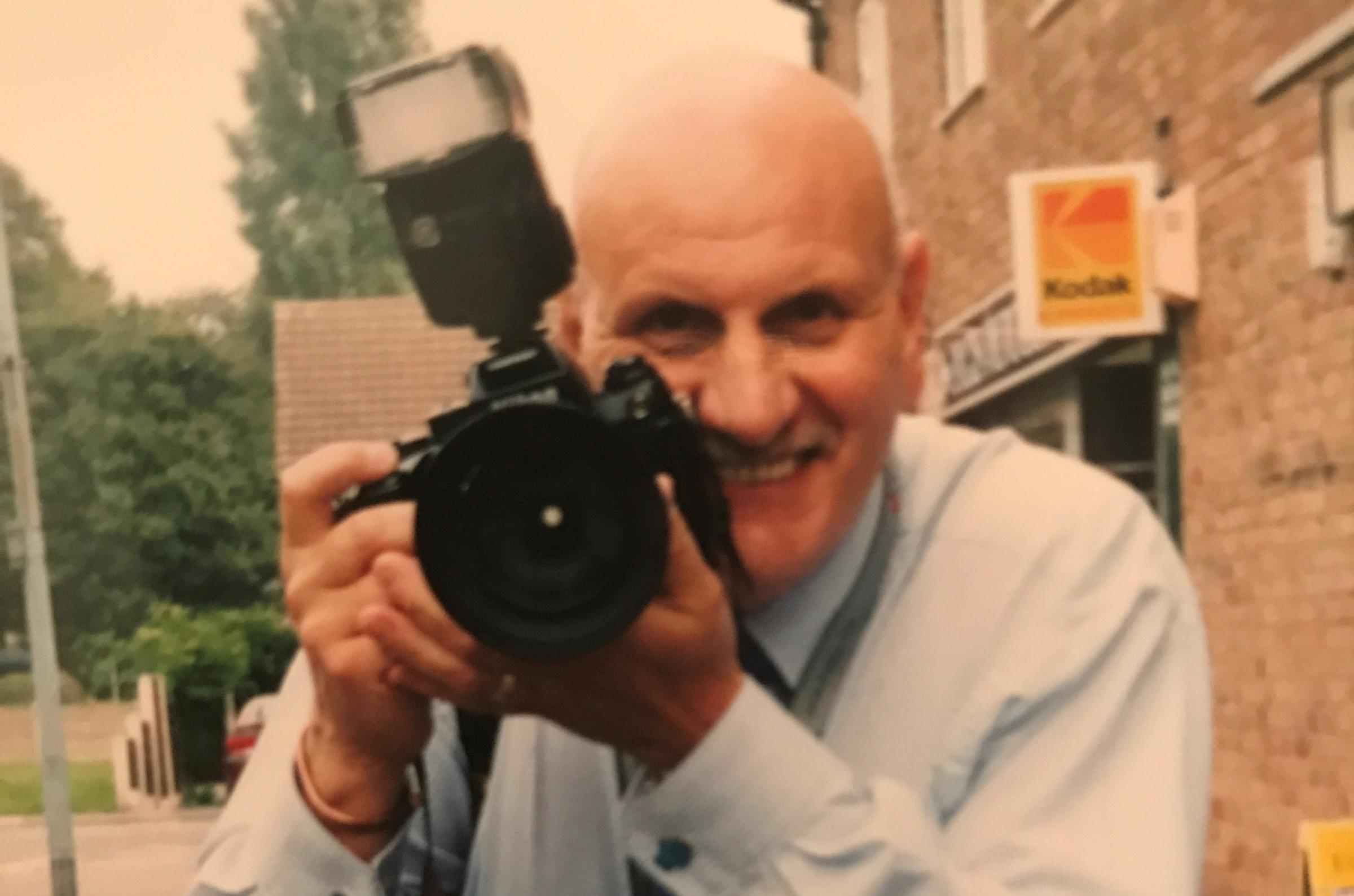 Funeral of popular former Warrington player and photographer set