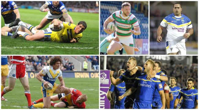 Who will get the nod at loose forward in your Wire team of the decade? Pictures by Mike Boden