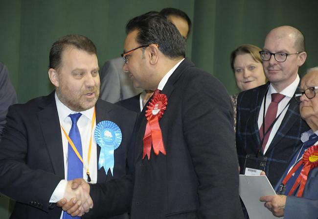 The moment Warrington South became Tory