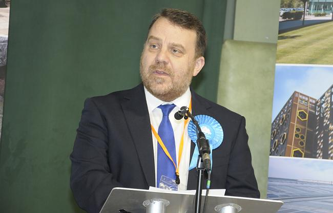 MP Andy Carter