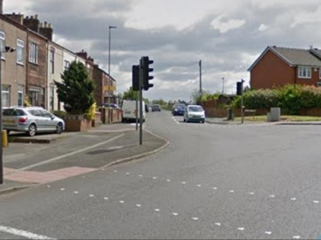 The junction of Penny Lane and Collins Green Lane. Picture: Google Maps