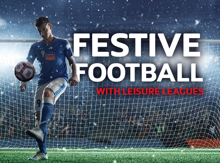 FESTIVE FUN AT THE MANCHESTER 6 A SIDE LEAGUE