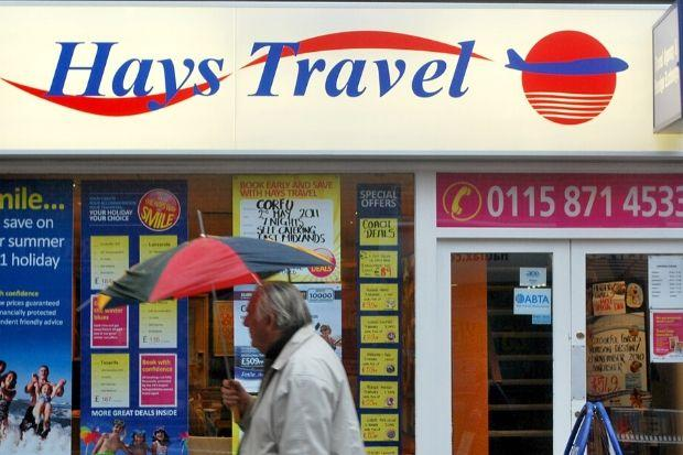 Hays Travel to cut almost 900 jobs