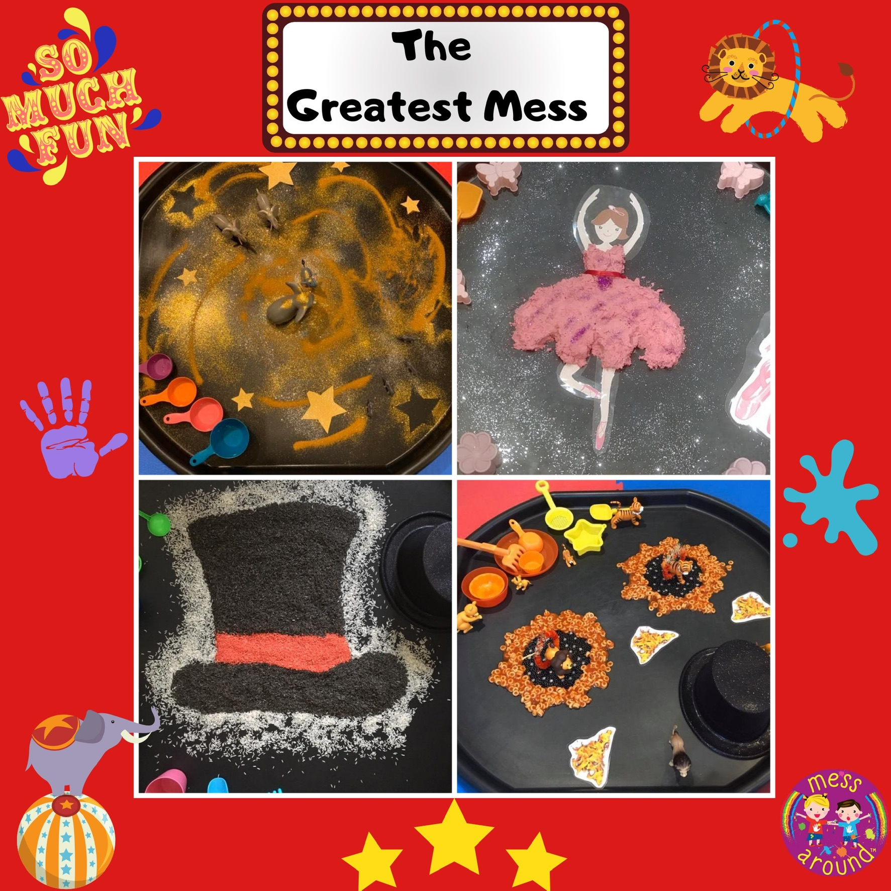 Messy Play Higher Bebington - The Greatest Mess