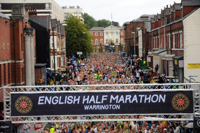 LETTER: 'Why do runners still not have their money back from English Half Marathon?'