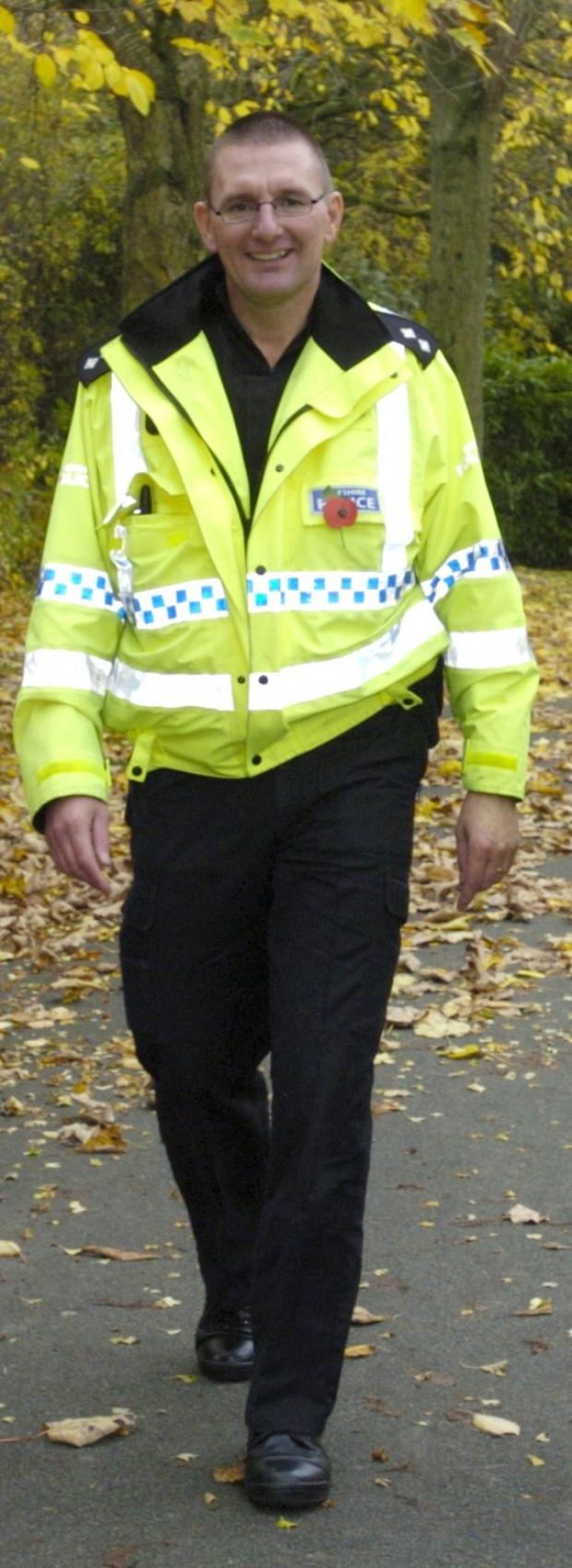 Insp Richard Spedding