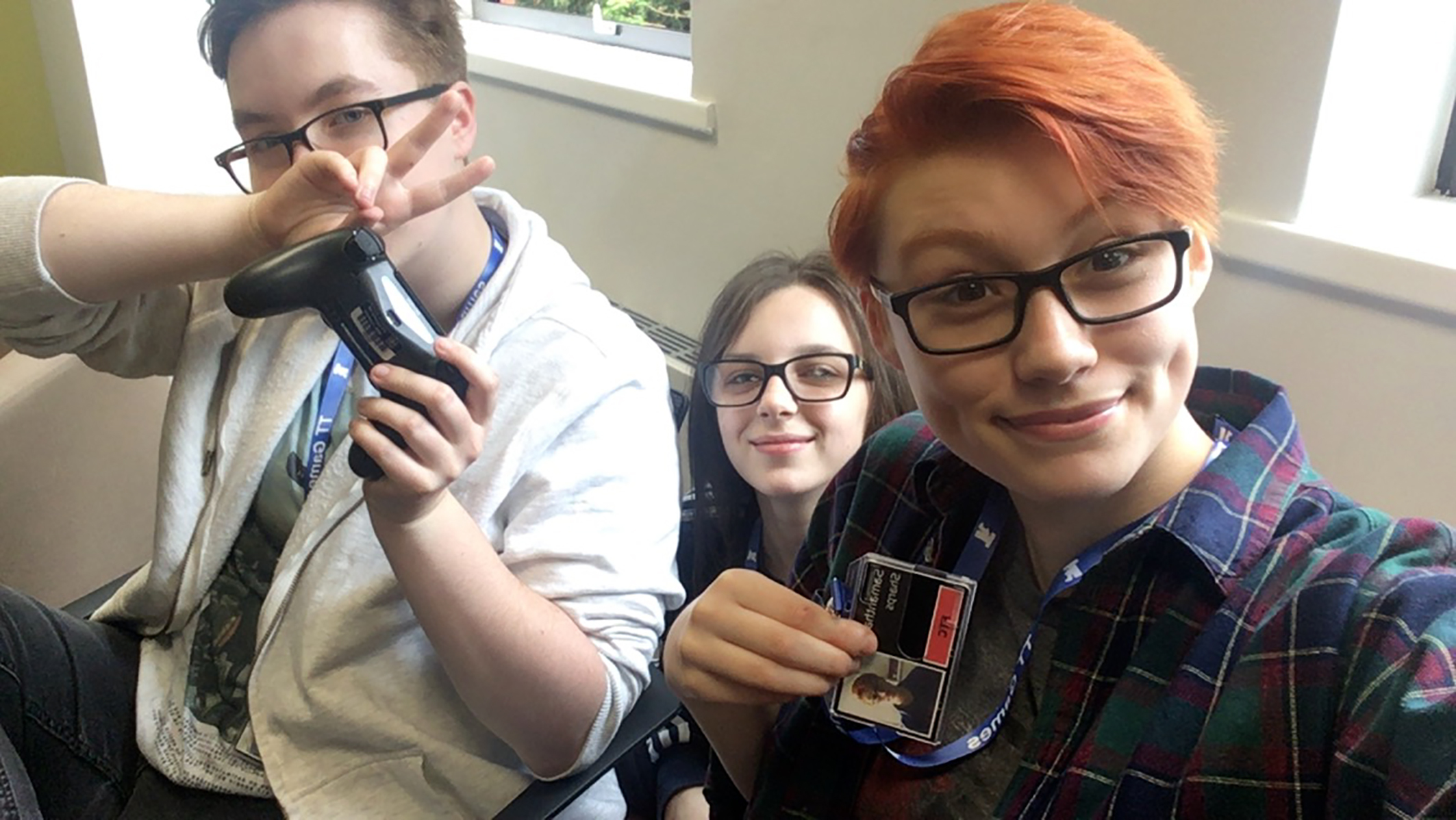 Priestley College trio take up internships at TT Games