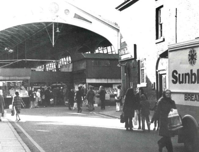 The market in the 1970s