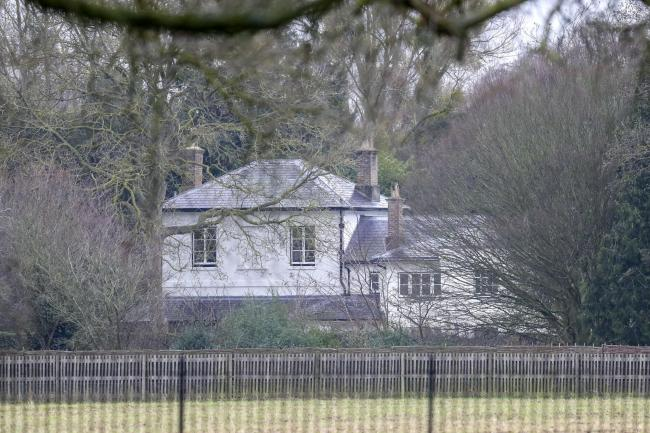 Frogmore Cottage on the Home Park Estate, Windsor