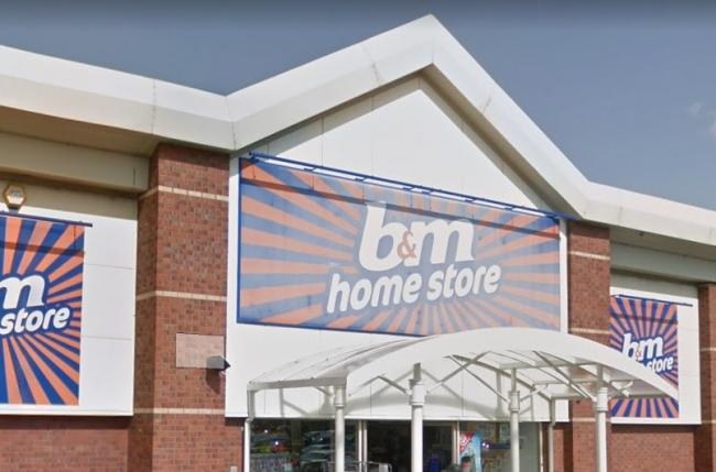 B&M will move to the former Homebase unit on Riverside Retail Park