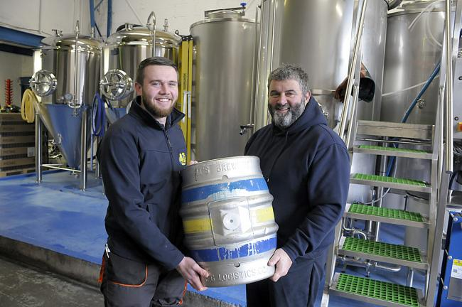4Ts can now make 2,000 litres per brew