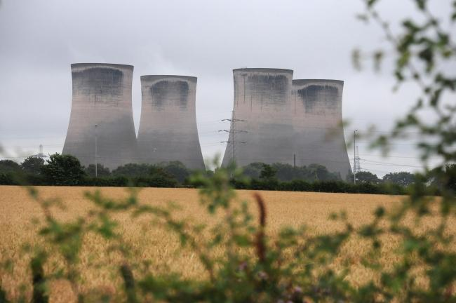 Fiddlers Ferry Power Station closed in March