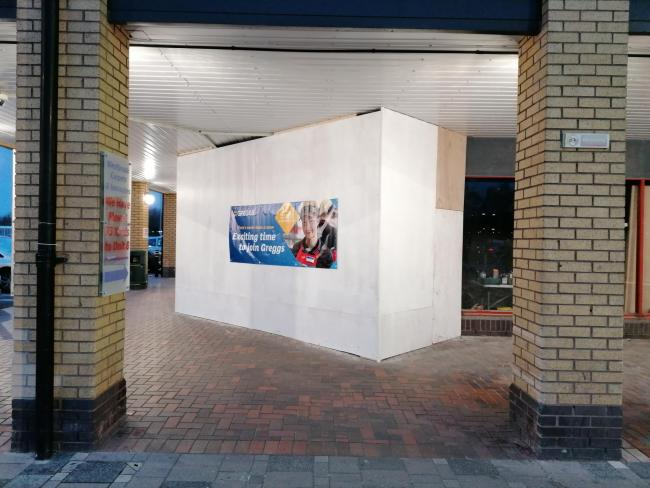 Greggs is set to open in the former Westbrook Carpets and Laminates unit at the Westbrook Centre.