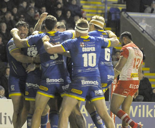 Warrington Wolves return to action on August 8
