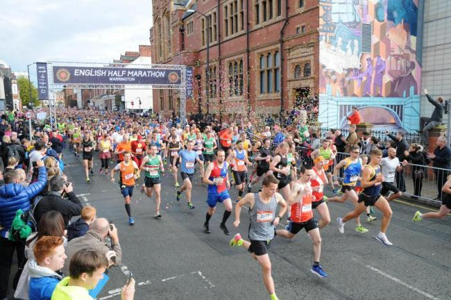 Last year's English Half Marathon was cancelled just days before it was due to take place in September
