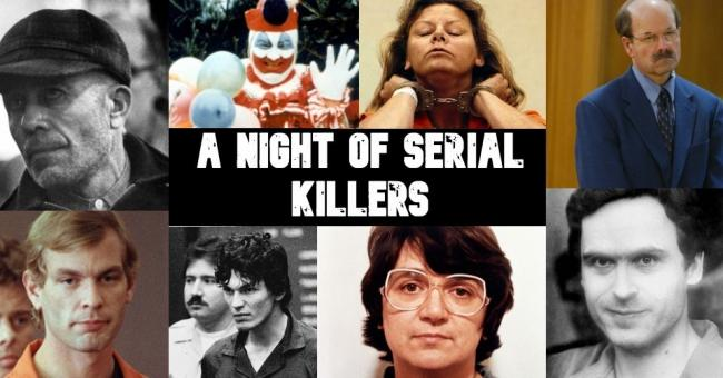 A Night of Serial Killers