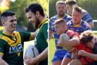 Woolston Rovers and Crosfields will contest the Warrington Cup Final on Saturday