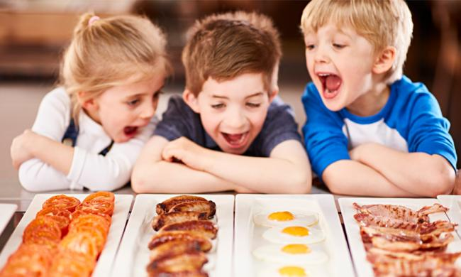 6 places in Warrington where kids can eat free or for £1 during half term