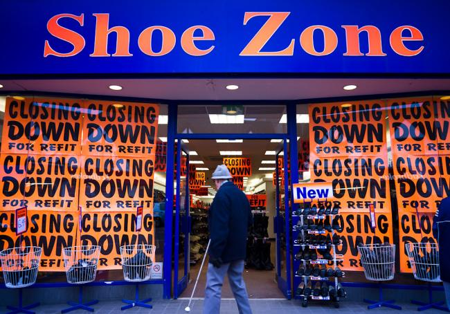 Shoe Zone could be forced to close 100 stores, says boss