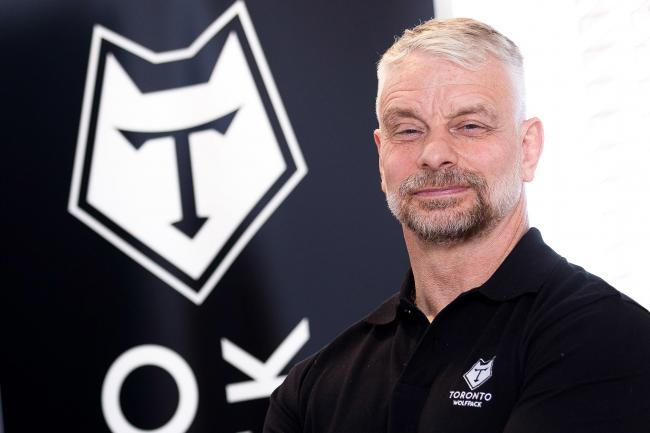 Brian Noble and Toronto Wolfpack have parted company. Picture: SWpix
