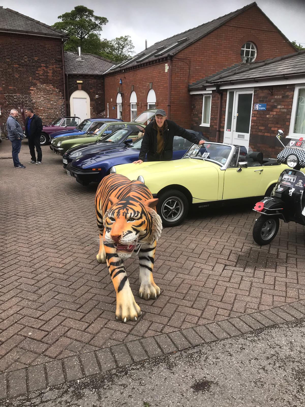 Classic Car Show and Craft fair