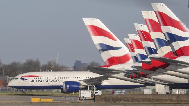 British Airways has 'temporarily' cancels all flights from Gatwick Airport