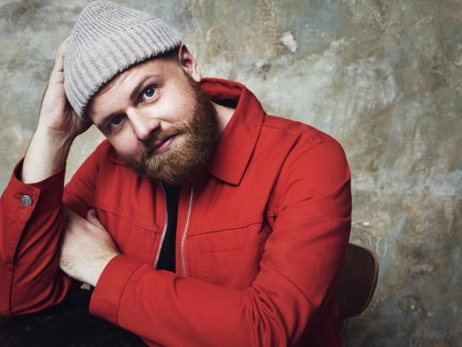 Tom Walker already has a number one album and a Brits breakthrough award under his belt