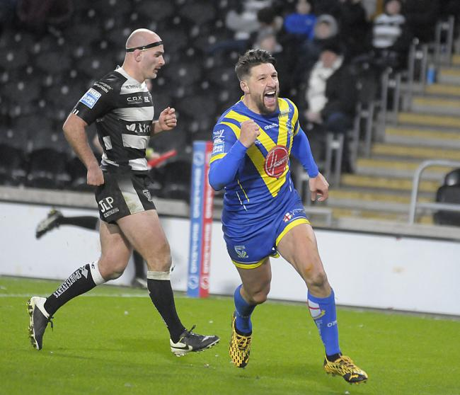Gareth Widdop. Picture by Mike Boden