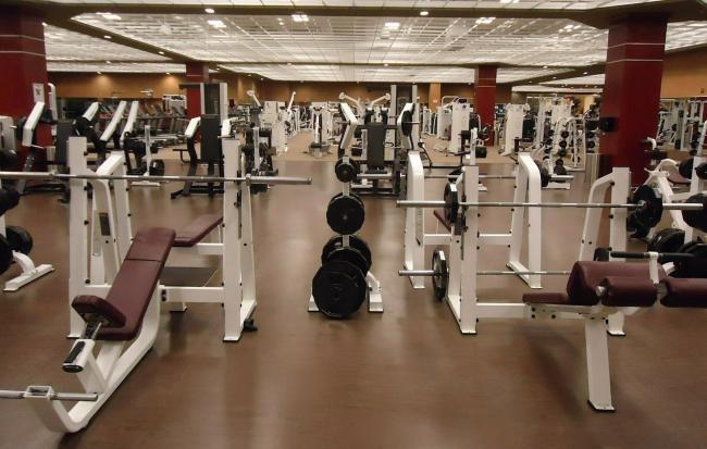 Image result for coronavirus outbreak gym