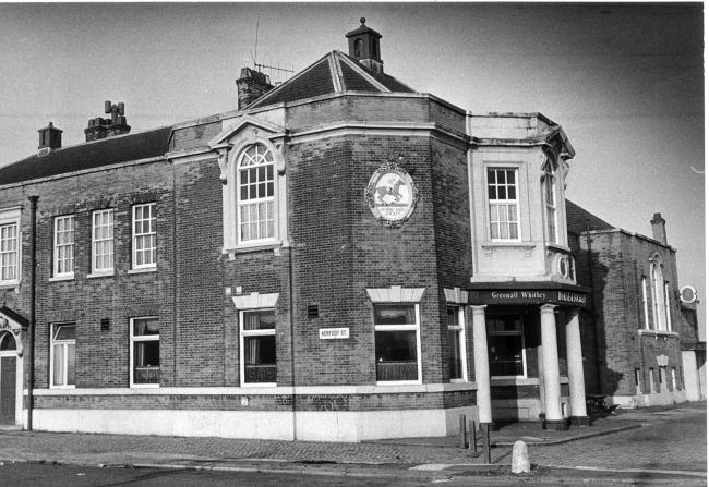The Horse and Jockey on Winwick Road