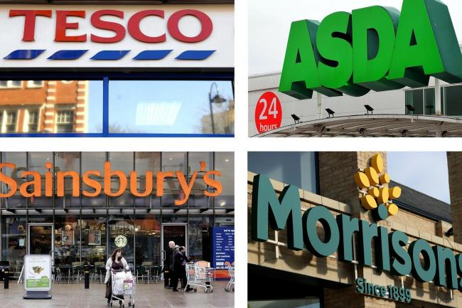 The latest supermarket restrictions including Aldi, Tesco and Iceland