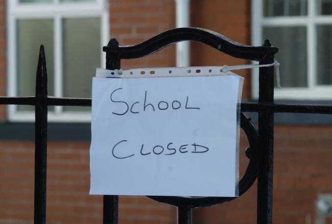 All Warrington schools to shut from Friday due to coronavirus ...