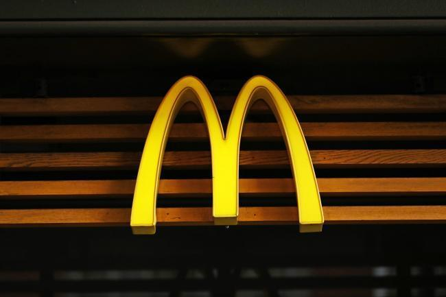 McDonald's at the M6 services in Lymm reopened this morning, Tuesday