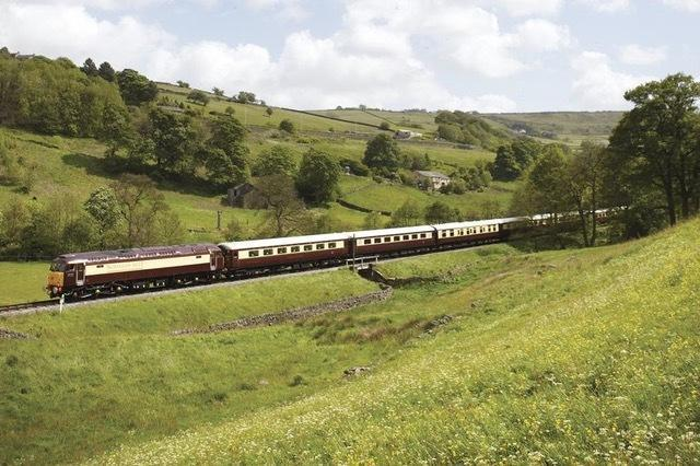 Britain's most luxurious train, Northern Belle