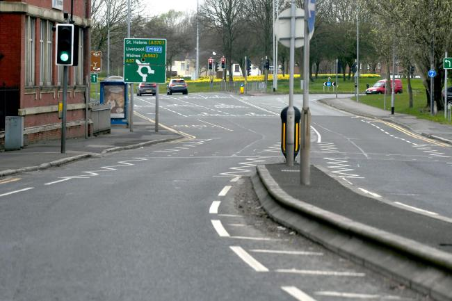 LETTER: 'I saw a car drive into oncoming traffic on the Pink Eye roundabout'