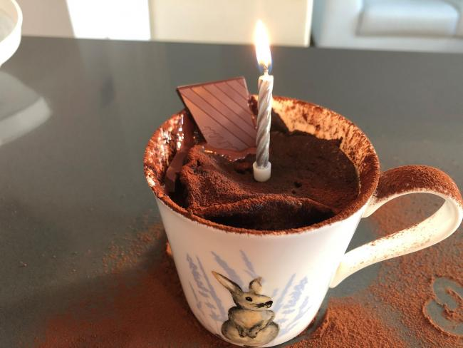 How to make mug cakes