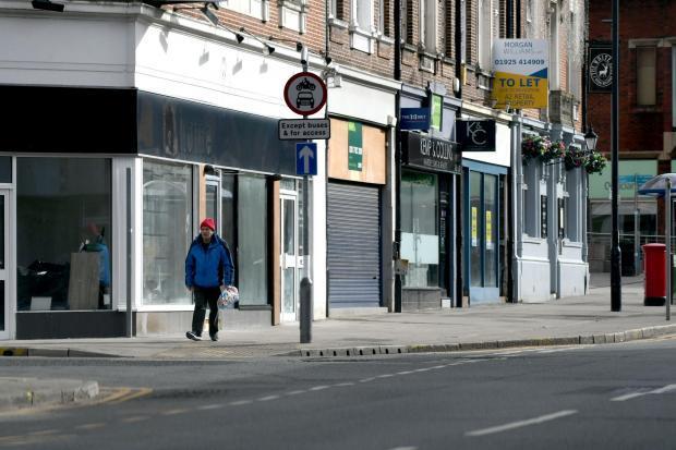 Warrington unemployment doubles during coronavirus lockdown