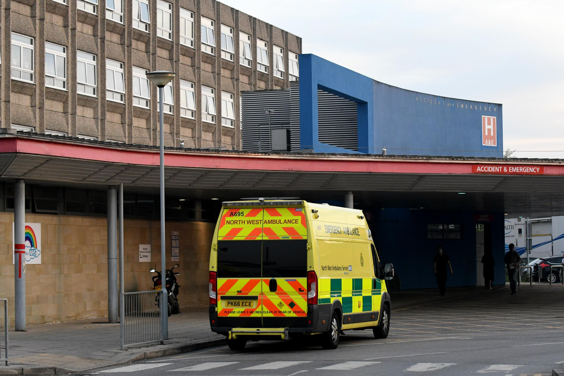 Two coronavirus deaths recorded at Warrington Hospital