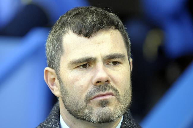 Warrington Wolves chief executive Karl Fitzpatrick. Picture: Mike Boden