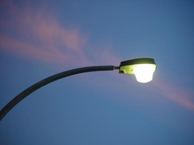 Faulty street lights will continue to be repaired