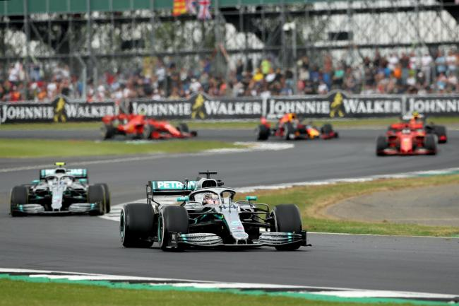 Silverstone managing director Stuart Pringle is hopeful the Birtish Grand Prix will go ahead this summer (Bradley Collyer/PA)