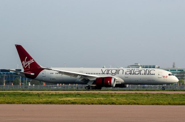 Virgin Atlantic is to resume flights in July. Picture: PA Wire