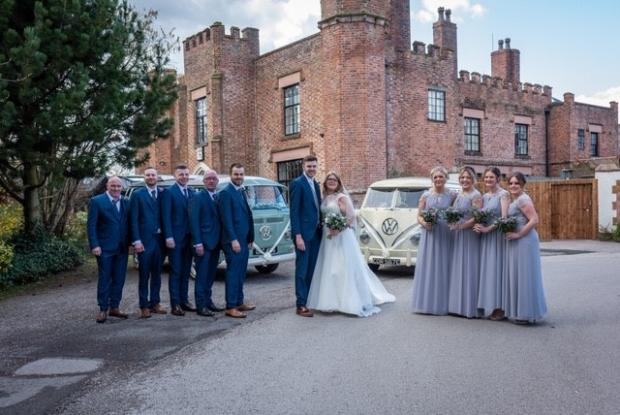 Warrington Guardian: The wedding party- F11 Photography