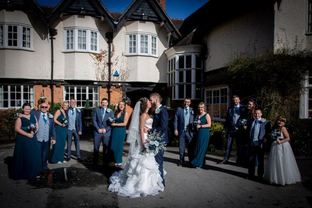 Warrington Guardian: The wedding party - Eclipse Imagery and Photography