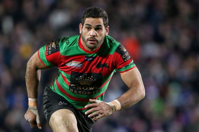 Former South Sydney Rabbitohs and Melbourne Storm centre, full-back or stand-off Greg Inglis. Picture: SWpix.com