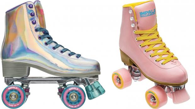 Warrington Guardian: Take part in this summer's hottest trend with these roller skates. Credit: Impala / Amazon