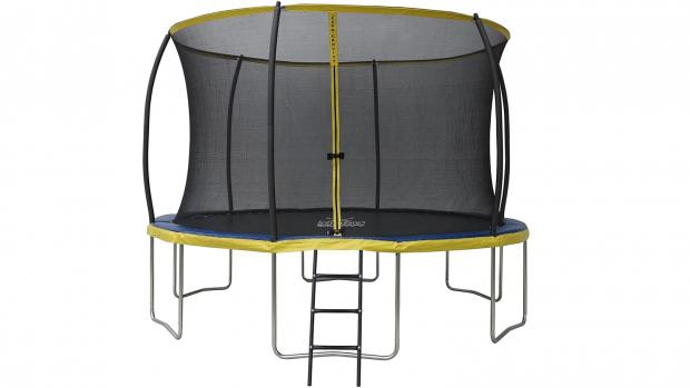 Warrington Guardian: Get some air with this trampoline. Credit: Zero Gravity / Amazon
