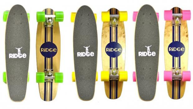 Warrington Guardian: Whether you're learning to skate for the first time or returning to the habit, this board is a great way to do it. Credit: Ridge Skateboards / Amazon