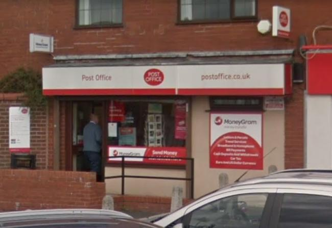 The former Post Office on Holes Lane in Woolston. Picture by Google Maps.
